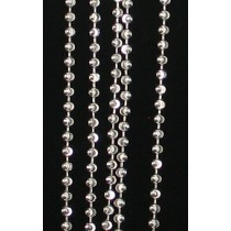 "LA N-255 20""  3mm Moon Cut Bead"