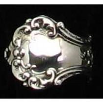 SPR-4471  Unknown Pattern Spoon Ring