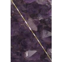 "LA N-209 18""  1.5mm 2-tone Diamond Bar Cable"
