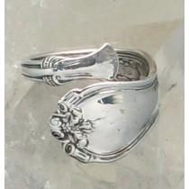 SPR-4512  Unknown Pattern Spoon Ring